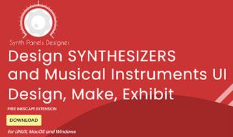synth panel designer